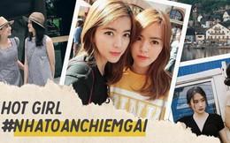 Thử thách 'Nhà toàn chị em gái' cùng dàn hot girl Việt: Đã xinh đẹp lại còn tài năng cả chị lẫn em!