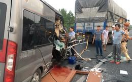 Tai nạn khiến bác sĩ và thiếu tá công an thiệt mạng: Xe Limousine chạy tốc độ bao nhiêu?