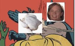 """Khám phá cách để """"nấu chín"""" một con gà chỉ bằng một cú tát"""