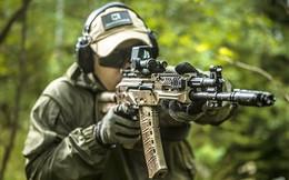 Kalashnikov tung video 3D mô phỏng chi tiết tiểu liên AK-12