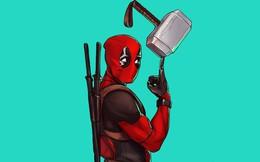 """Từng """"nâng được"""" Mjolnir nhưng liệu Deadpool có thực sự xứng đáng với cây búa thần của Thor?"""