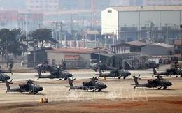"""Triều Tiên: Mỹ và Hàn Quốc """"vi phạm thô bạo"""" thỏa thuận hội nghị thượng đỉnh"""