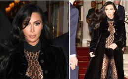 Kim Kardashian xuống phố mà như chỉ mặc nội y: Không có sexy nhất, chỉ có sexy hơn