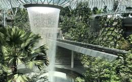 Mãn nhãn với sân bay Singapore tỉ đô sắp khai trương