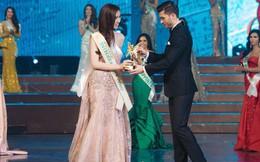 Đại diện Việt Nam - Đỗ Nhật Hà dừng chân tại Top 6 trong đêm Chung kết Hoa hậu Chuyển giới Quốc tế 2019