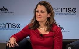 Canada nói gì sau tuyên bố 'bảo vệ Huawei' của Trung Quốc?