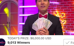 Confetti Vietnam lại vừa lập được kỉ lục mới, 'phát tiền thưởng' cho hơn 9 nghìn người trong một buổi tối