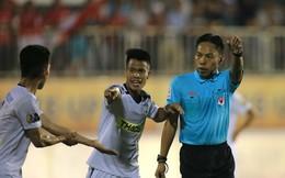 Ông Dương Văn Hiền nói gì khi ba trọng tài cấp FIFA bị treo còi ở V.League 2019?