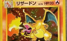 Bộ sưu tập 10 tấm thẻ bài Pokemon đắt giá nhất thế giới