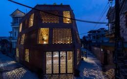 Ngôi nhà ở Hà Nội được tạp chí Mỹ vinh danh là 1/15 công trình tiêu biểu năm 2019
