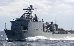 Tàu chiến Mỹ bị cách ly trên biển hơn 2 tháng vì virus hiếm