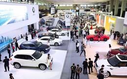 Tháng Tết, doanh số ô tô giảm tới 61%