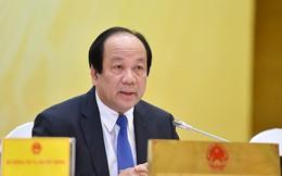 Bộ trưởng, Chủ nhiệm VPCP Mai Tiến Dũng: 'Đề xuất quy chuẩn nước mắm và mất bằng lái phải thi lại là không hợp lý'