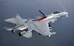 """Tiêm kích J-15 - """"Cá mập bay"""" của Trung Quốc gây thất vọng"""