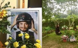 Tròn 3 năm ngày mất cố nhạc sĩ Trần Lập, bà xã đến viếng mộ, thay chồng chia sẻ tâm thư xúc động