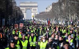 Biểu tình 'Áo vàng' biến thành bạo động, Paris lại xảy ra tấn công, cướp bóc