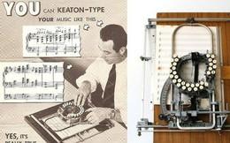 Có thể bạn chưa biết: Đây là máy đánh nốt nhạc từ những năm 1950