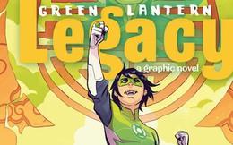 Green Lantern mới của DC sẽ là người Việt, với câu chuyện được kể bởi cây viết người Việt