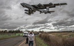 Pháo đài bay B-52 của Mỹ sẽ tập trận ở Anh?