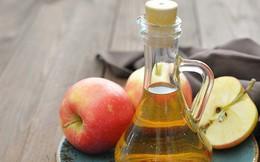 Những cách làm sạch bong kin kít ngôi nhà chỉ với giấm táo, bạn hãy thử ngay để thấy hiệu quả tuyệt vời của nó