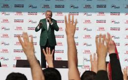 Chiếu video xả súng ở New Zealand khi vận động tranh cử, Tổng thống Thổ Nhĩ Kỳ bị chỉ trích dữ dội