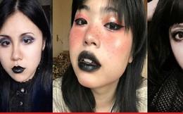 Phía sau trào lưu chụp ảnh phong cách môi thâm, mắt đậm của con gái Trung Quốc