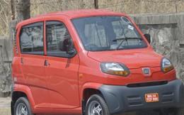 Người Ấn 'phát sốt' với chiếc xe 4 bánh mới trình làng giá chỉ 88 triệu đồng