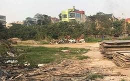 Hà Nội: Trung tâm thương mại cho cỏ mọc suốt 10 năm