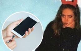 Thiếu nữ Nga mất mạng vì làm rơi điện thoại đang sạc vào bồn tắm
