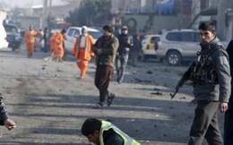 Nổ lớn ở Kabul khiến 6 người thiệt mạng trong lễ hội năm mới Ba Tư