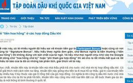"""Petro Vietnam: 584 triệu USD """"tiền hoa hồng"""" ở Junin 2 là bình thường theo thông lệ quốc tế"""