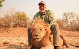 Thợ săn gây phẫn nộ vì bắn trộm sư tử đang ngủ rồi khoe chiến tích lên MXH
