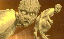 Reptilian: Phải chăng người ngoài hành tinh đã xuất hiện trên Trái Đất từ lâu rồi?