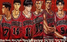 10 bộ manga thể thao được yêu thích nhất tại Nhật Bản, Slam Dunk ở vị trí số 1