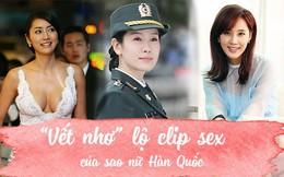 """Nỗi ám ảnh kinh hoàng mang tên """"clip sex"""" của sao nữ xứ Hàn: Người phải bỏ xứ ra đi biệt tăm tích, kẻ suy sụp muốn kết liễu cuộc đời"""