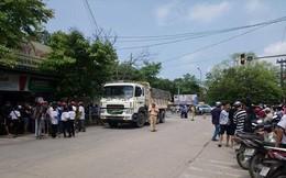 Huế: Va chạm với xe tải, 2 phụ nữ đi xe máy tử vong tại chỗ