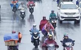 Khu vực Tây Bắc và Việt Bắc đề phòng mưa dông, lốc sét, mưa đá