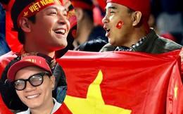Sao Việt 'không thể kiềm chế hạnh phúc' khi U23 Việt Nam thắng lịch sử Thái Lan