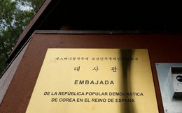 Hé lộ tình tiết quan trọng vụ đại sứ quán Triều Tiên ở Tây Ban Nha bị đột kích