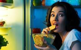 Mẹo giúp bạn bỏ thói quen ăn đêm
