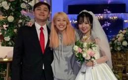 """Diện nguyên đồ tập đi ăn cưới tưởng bị """"dìm"""" tơi tả ai ngờ vlogger Hậu Hoàng khiến mình trở nên khác biệt!"""