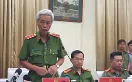 Tướng Phan Anh Minh thông tin vụ bắt 900 bánh ma túy ở TPHCM