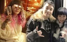"""Cuộc sống thượng hạng của nữ kim chủ """"chống lưng"""" Seungri: Dát hàng hiệu lên người, không tiếc tiền theo chân G-Dragon"""