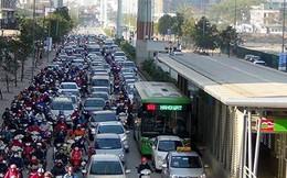 Bộ Giao thông lên tiếng về đề xuất cấm xe máy của Hà Nội