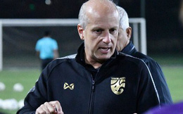 Sự thật HLV vừa thua thảm U23 Việt Nam sẽ dẫn dắt ĐT Thái Lan