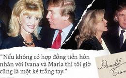 Hãy khôn ngoan, tỉnh táo như Tổng thống Trump: Sau 2 lần ly hôn vẫn sống tốt, giữ được tài sản, vợ cũ hài lòng, con cái vui vẻ chỉ nhờ điều đơn giản này
