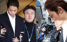 Jung Joon Young chính thức bị áp giải sang văn phòng công tố: Trói bằng dây thừng, còng tay, mặt mũi bơ phờ
