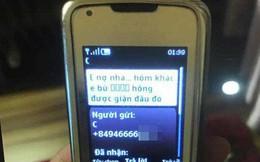 """Vụ đánh ghen kinh hoàng ở Vincom: Cô vợ tung tin nhắn phản đòn, khẳng định người bị đánh đích thị """"tiểu tam"""""""