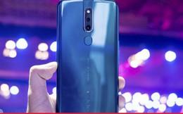 OPPO F11 Pro ra mắt tại Việt Nam: Camera selfie 'tàng hình' độc đáo, camera sau 48 MP