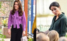 Hé lộ 'vũ khí bí mật' mới giúp Công nương Kate tự tin tỏa sáng, khiến em dâu Meghan 'lép vế' trong thời gian gần đây dù mặc đồ hiệu sang chảnh